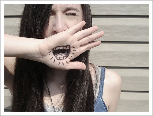 mouth photo